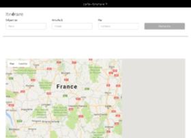 carte-itineraire.fr