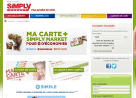 carte-simplymarket.fr