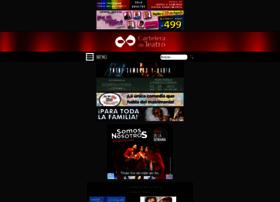 carteleradeteatro.mx