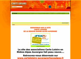 carteloisirs.com