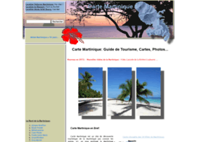 cartemartinique.com
