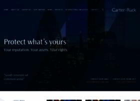 carter-ruck.com