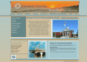 carteretcountytax.com