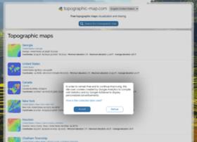cartes-topographiques.fr