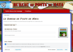 cartespostales.chezmaya.com