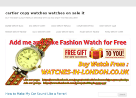 cartier-copy-watches.watchesonsale.it