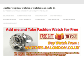 cartier-replica-watches.watchesonsale.in