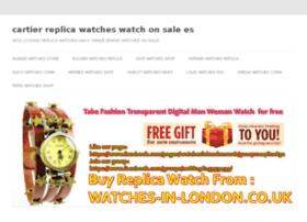 cartier-replica-watches.watchonsale.es