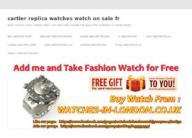 cartier-replica-watches.watchonsale.fr