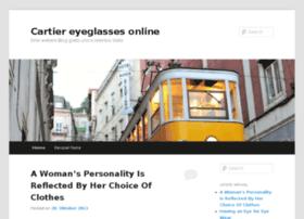 cartiereyeglasses.blogmonster.de