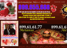 cartomanziaalexemelania.com