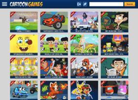 cartoongamesonline.net