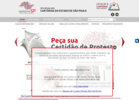 cartoriosp.com.br