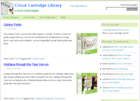 cartridgelibrary.com