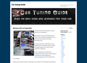 cartuningguide.com