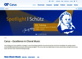 carus-verlag.com