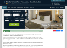 carvi-hotel-new-york.h-rsv.com