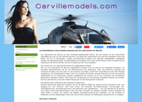 carvillemodels.com