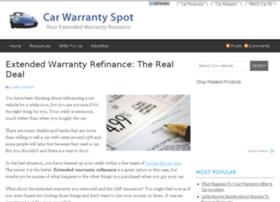 carwarrantyspot.com