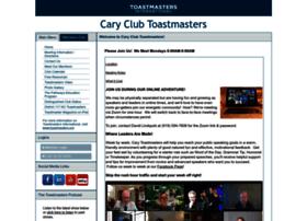 carytoastmasters.toastmastersclubs.org