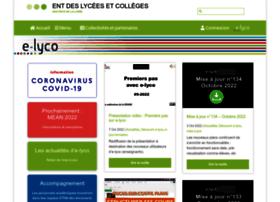 cas.e-lyco.fr