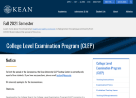 cas.kean.edu
