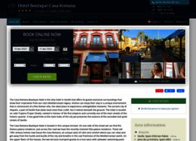 casa-romana-hotelboutique.h-rsv.com