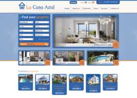casaazulpilar.com