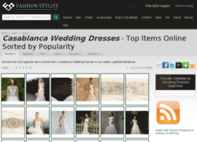 casablanca-wedding-dresses.fashionstylist.com