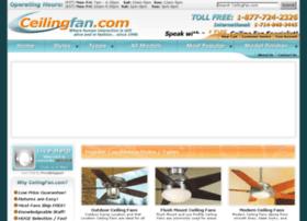 casablanca.ceilingfan.com