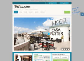 casafuster.barcelonahotels.it