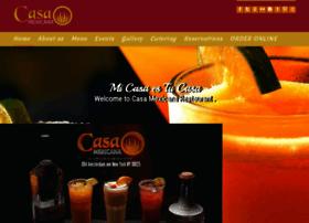 casamexicananyc.com