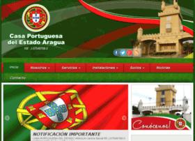 casaportuguesamaracay.com