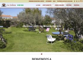 casarurallasolana.com