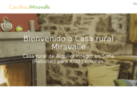 casaruralmiravalle.com