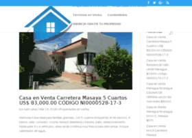 casasdenicaragua.com