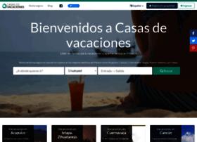 casasdevacaciones.com.mx