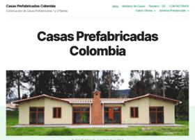 casasprefabricadascolombia.com