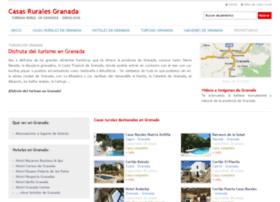 casasruralesgranada.com.es