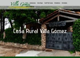 casavillagomez.com