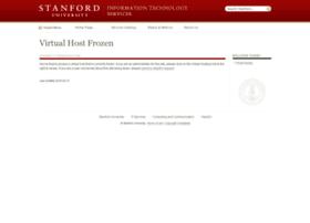 casazapata.stanford.edu