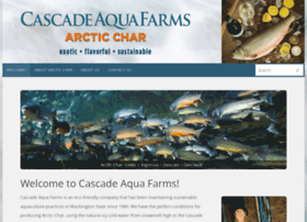 cascadeaquafarms.com