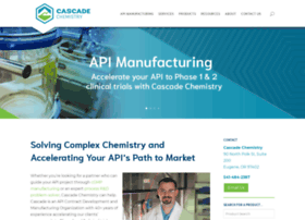 cascadechemistry.com