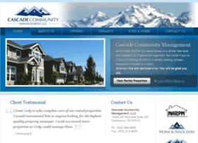 cascadecommunities.com