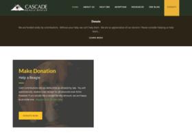 Cascaderescue.org