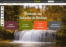 cascades-du-herisson.fr