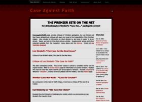 caseagainstfaith.com