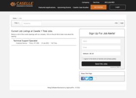 casellejobs.applicantpro.com