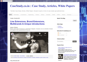 casestudy.co.in