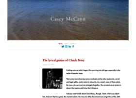 caseymccann.com
